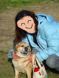 小桃先輩とママ.JPG